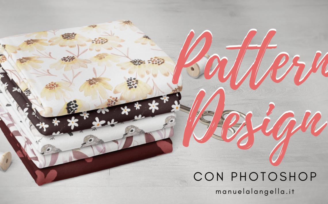 Pattern Design con Photoshop