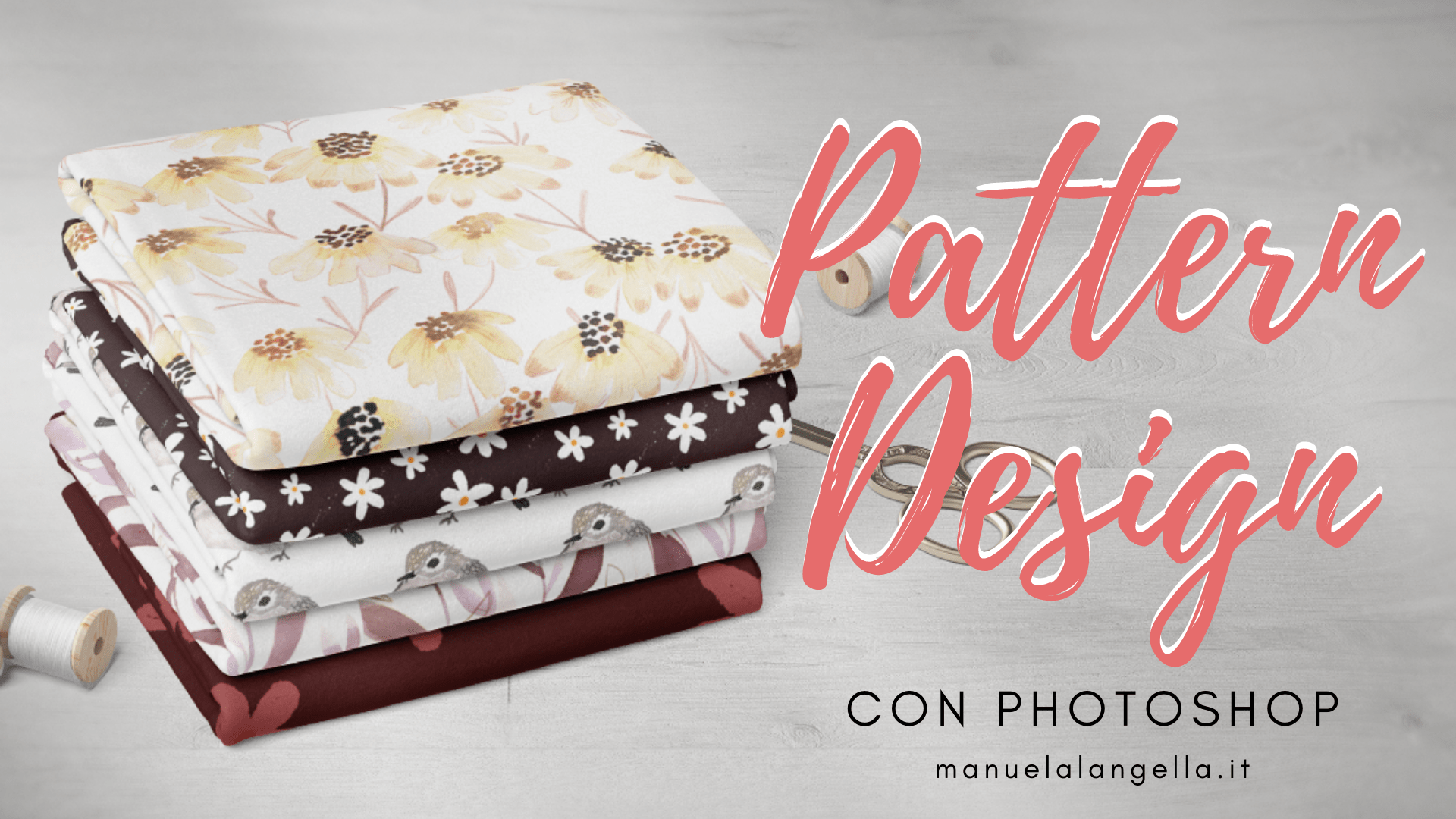 Pattern Design con Photoshop